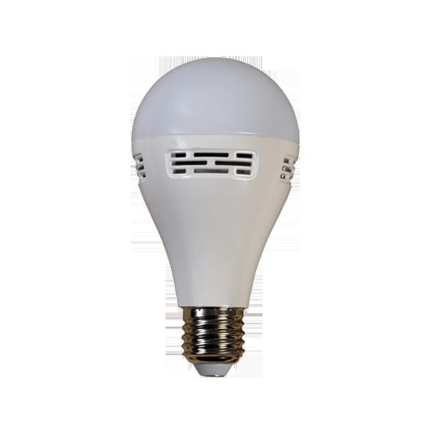 لامپ الایدی موزیکال(اسپیکر دار) بلوتوثی 9 وات